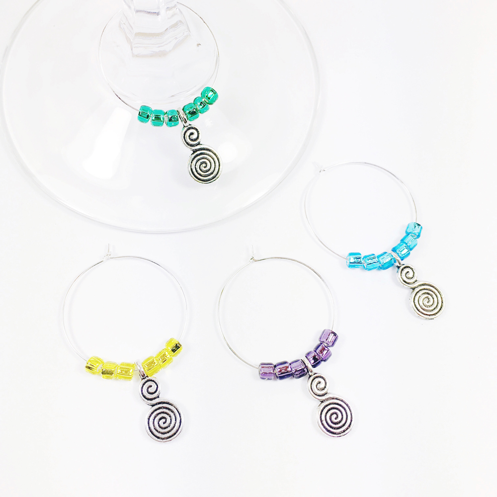wirl Wine Charms WINE66c HR