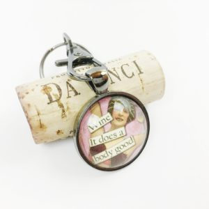 wine lover keychain, unique keychains, womens key chains, unique key chains, key chain favors, metal key chains, funny keychains, keychain gifts, wine gifts for women