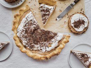 the best chocolate pie