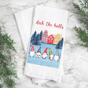 Swedish Gnome Towels premium flour sack towel