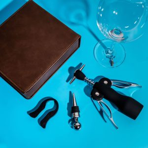 custom wine lovers gift